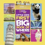 Nat Geo Little Kids First Big Book of Where