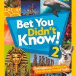 Nat Geo Bet You Didn't Know! 2
