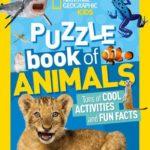Nat Geo Puzzle Book of Animals
