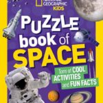 Nat Geo Puzzle Book of Space
