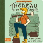 Little Naturalist: Henry David Thoreau in the Woods (board book)