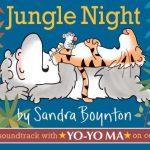 Jungle Night (board book)