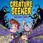The Night Door (Edison Beaker, Creature Seeker Book #1) (graphic novel)