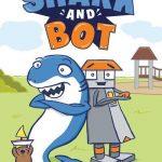 Shark and Bot (Book #1) (graphic novel)