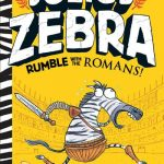 Julius Zebra: Rumble with the Romans! (graphic novel)