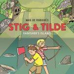 Vanisher's Island (Stig & Tilde Book #1) (graphic novel)